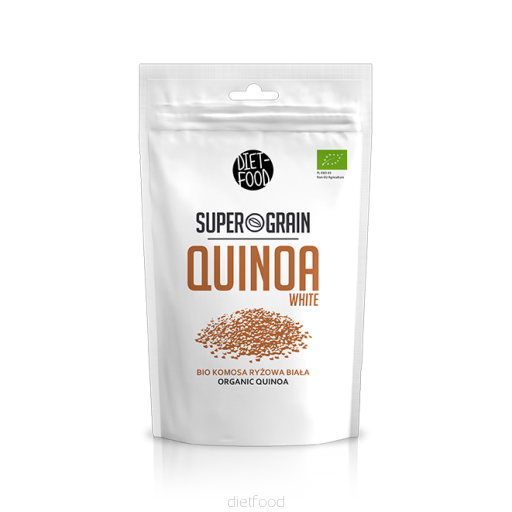 Diet Food Bio Super White Quinoa 250g