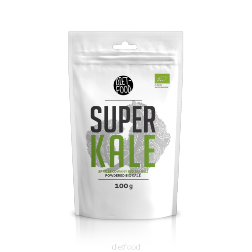 Diet Food Bio Super Kale 100g