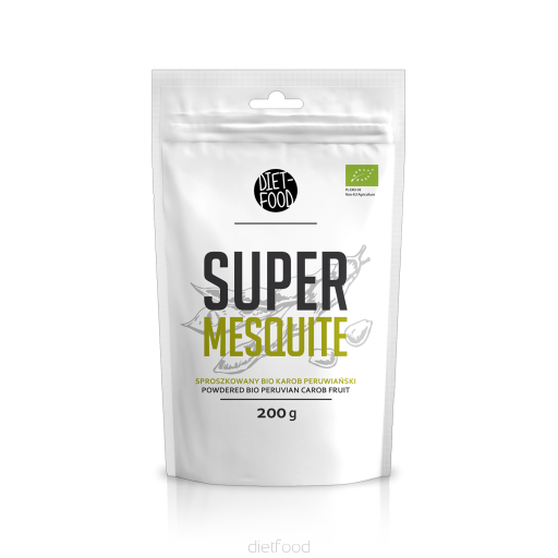 Diet Food Bio Super Mesquite 200g