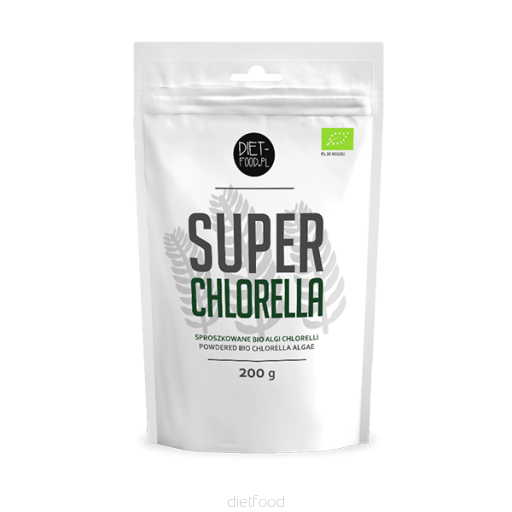 Diet Food Bio Super Chlorella 200g