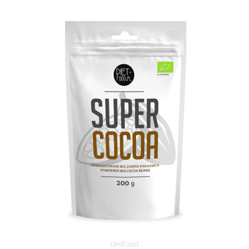 Bio Super Cocoa Powder 200g