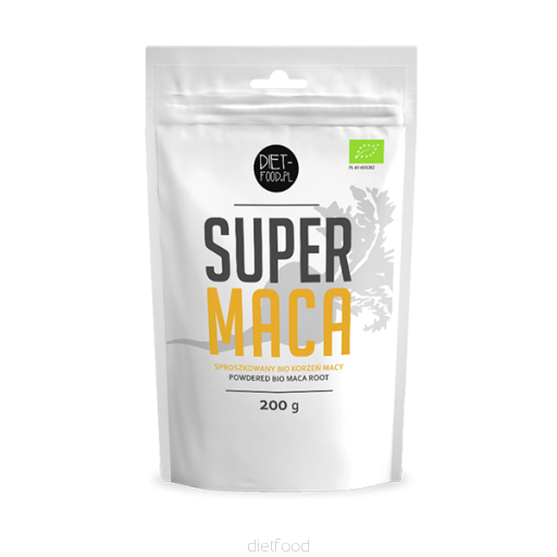 Diet Food Bio Super Maca Powder