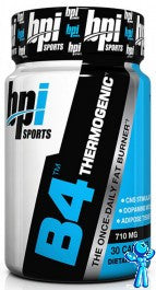 BPI Thermogenic 30 Servings 710mg