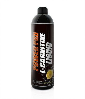 Power Pro L-Carnitine Liquid 474ml