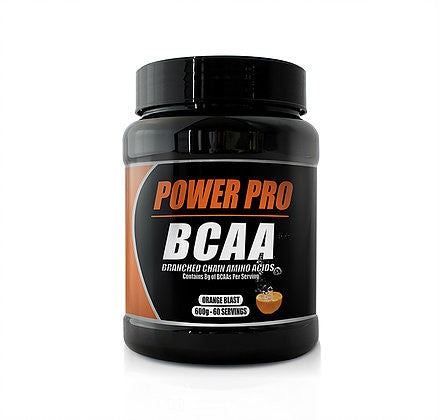 Power Pro BCAA 4:11 600g 60 servings