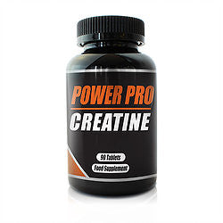 Power Pro Creatine 90 Tablets