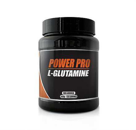 Power Pro L-Glutamine Powder Unflavoured - 600g