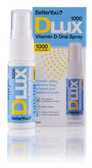 Better You DLux Vitamin D Oral Spray