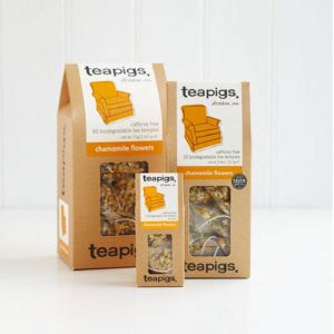 Teapigs Dream On Chamomile Flowers Tea Temples