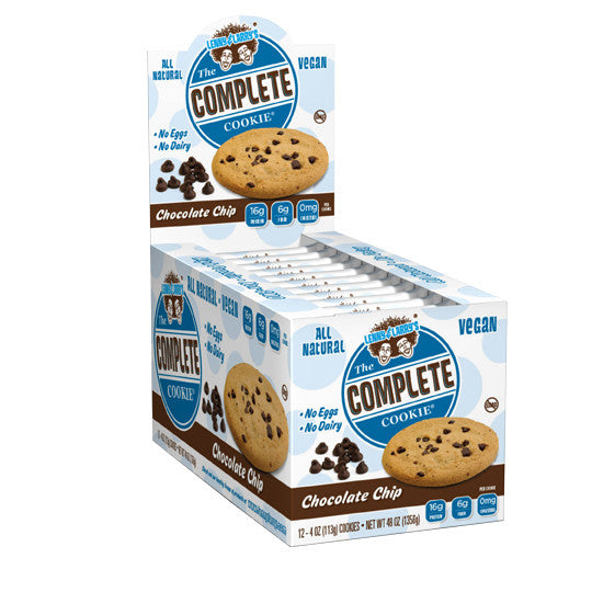Lenny & Larry's Complete Cookie Chocolate Chip  x12