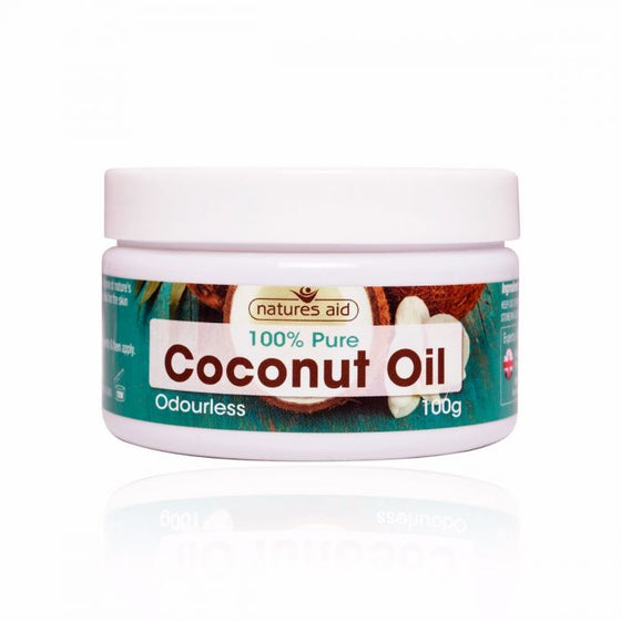 Coconut Oil (Odourless) Skin Cream 100g