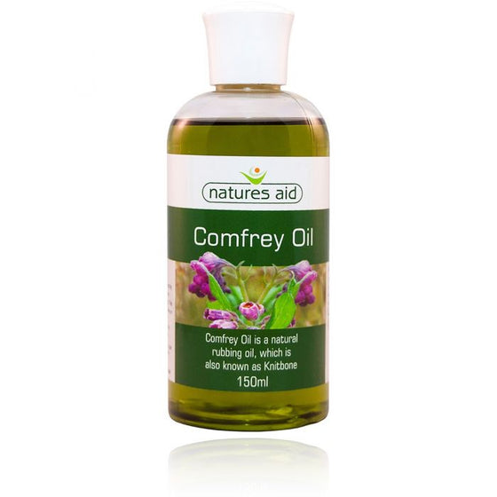 Natures Aid Comfrey Oil 150ml