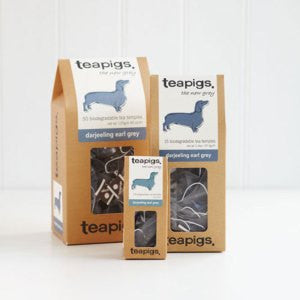 Teapigs The New Grey - 15 Tea Temples