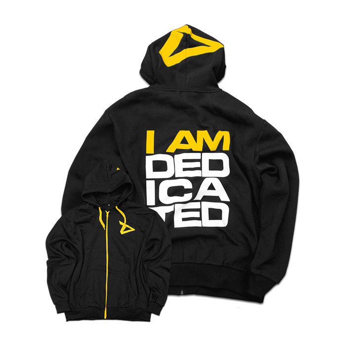 Dedicated Nutrition Hoodie