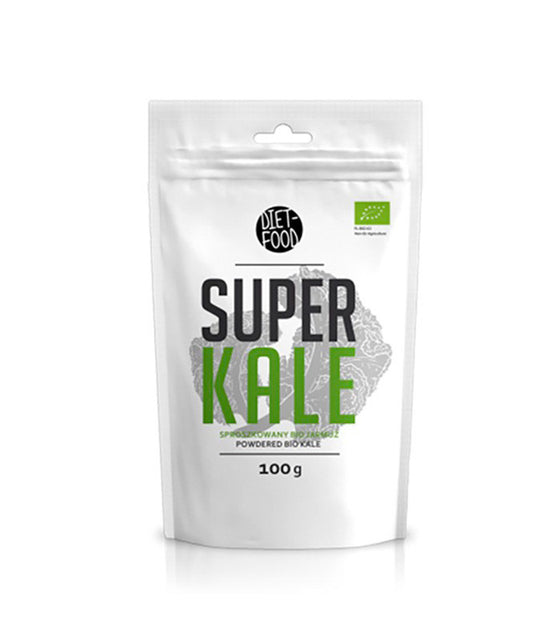 Diet Food Organic Kale 100g