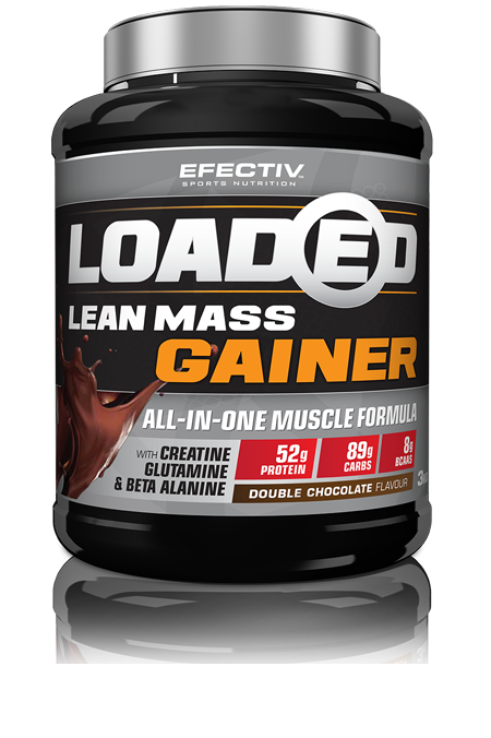Efectiv Loaded Lean Mass Gainer 3kg