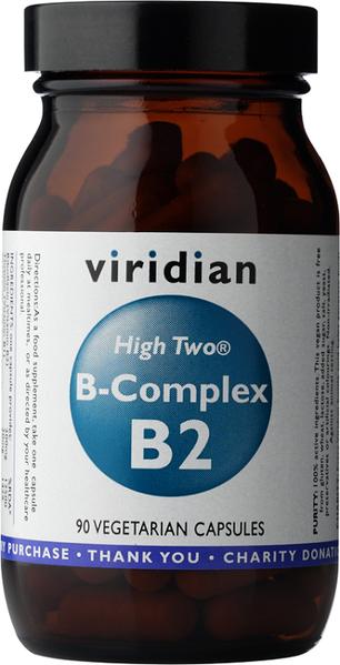 Viridian High Two B-Complex