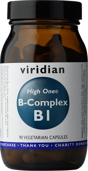 Viridian High One B-Complex