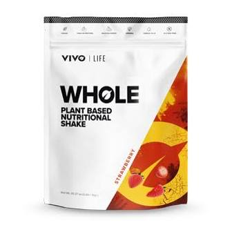 Vivo Life WHOLE Plant Based Nutritional Shake 1kg
