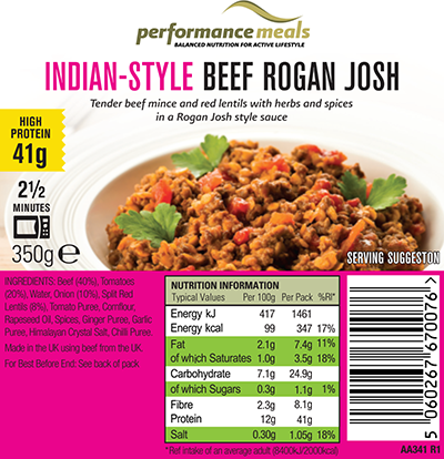 Indian Style Beef Rogan Josh