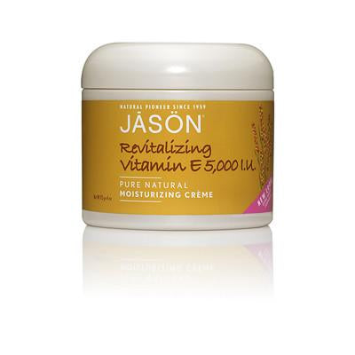 Jason Revitalizing Vitamin E 5,000 IU Creme - 113g