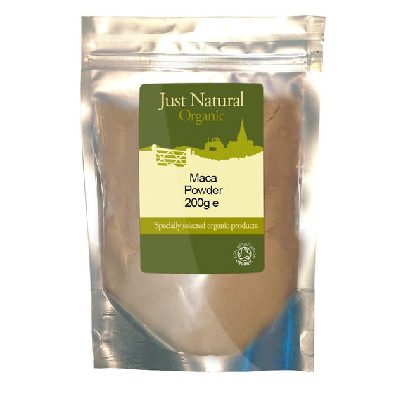 Just Natural Organic Maca Powder - 200g