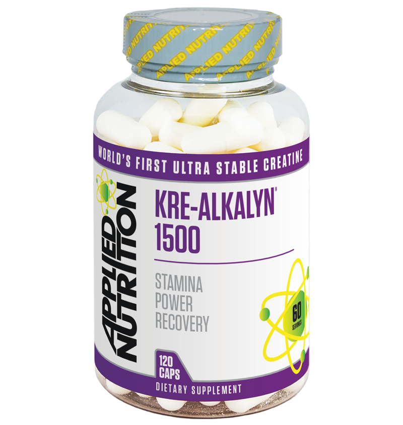 Applied Nutrition Kre-Alkalyn 1500 120 Capsules