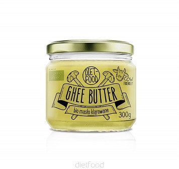 Diet Food Organic Ghee Butter 300g