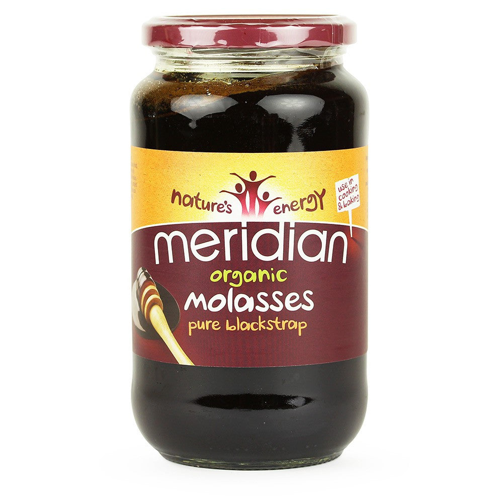 Meridian Organic Blackstrap Molasses 350g