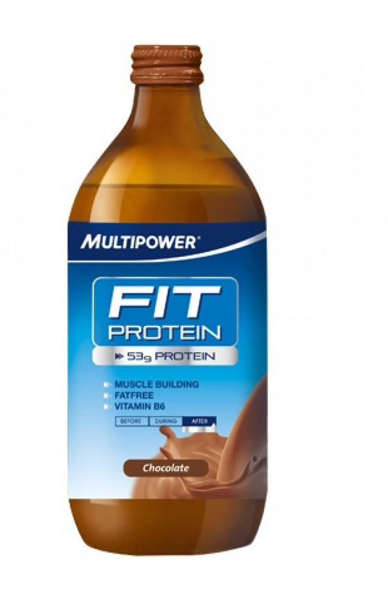 MultiPower FIT Protein RTD Chocolate 500ml