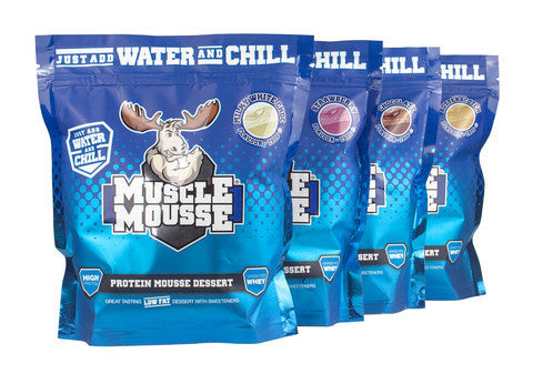 Muscle Mousse 750g