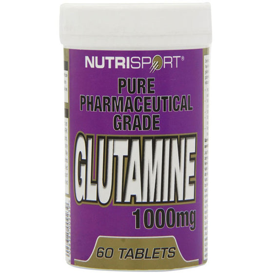 Nutrisport L-Glutamine Tablets 60