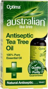 Optima Antiseptic Tea Tree Oil - 10ml