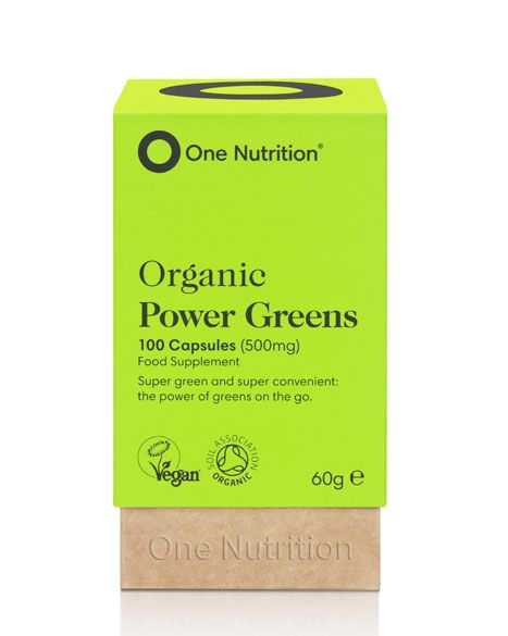 Premium Power Greens 100 capsules