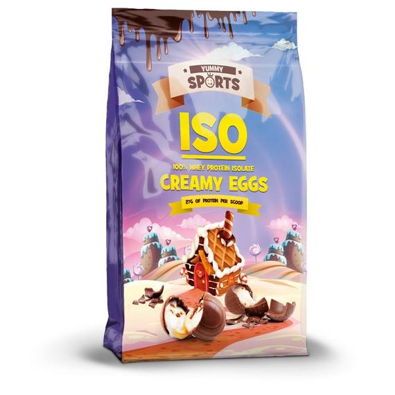 Yummy Sports ISO - Isolate Whey Protein 90% - 1kg
