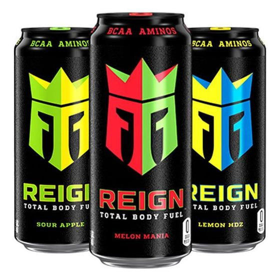 REIGN Total Body Fuel 12 x 500ml Sour Apple