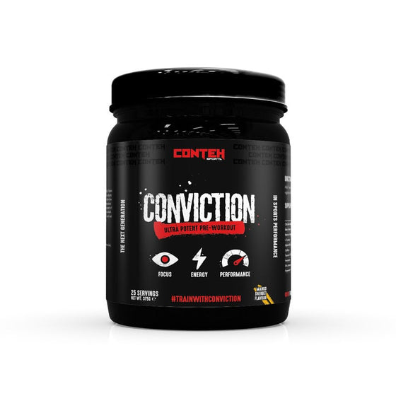 Conviction Pre-workout
