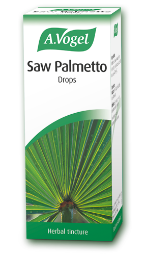 A. Vogel Saw Palmetto Drops - 50ml