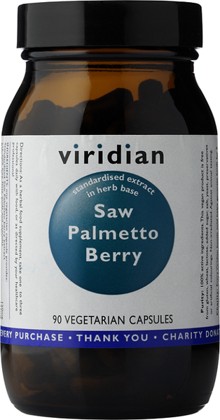 Viridian Saw Palmetto Berry