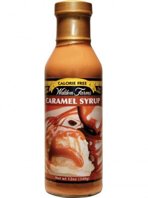 Walden Farms Caramel Syrup 355ml