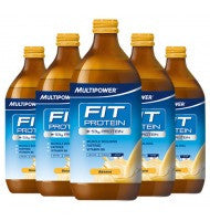 MultiPower FIT Protein RTD Vanilla 500ml