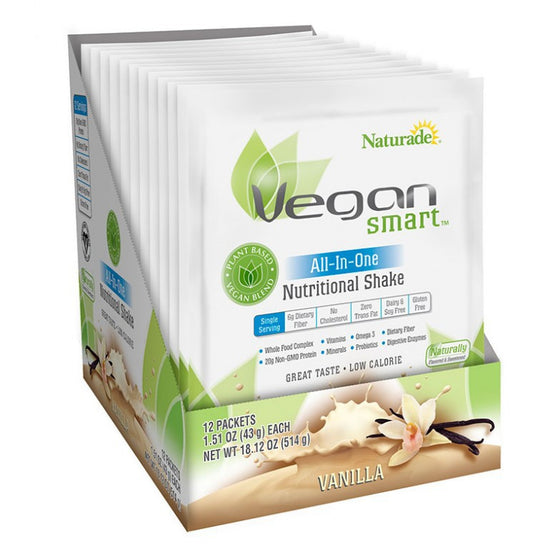 Naturade Vegan Smart Single Serving Sachets - 46g