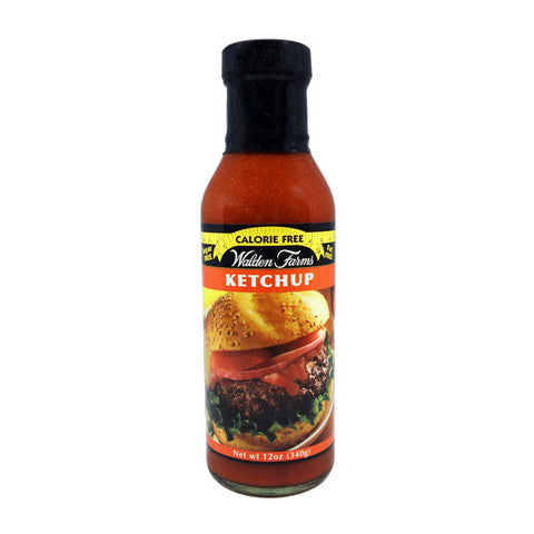 Walden Farms Ketchup - 355ml