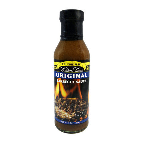 Walden Farms BBQ Sauce - 335ml