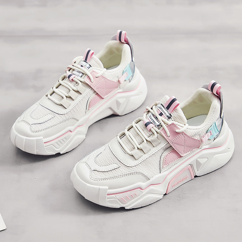 Bubble Bump Sneakers
