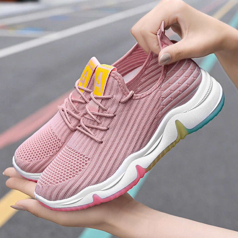 Rainbow Joy Sneakers