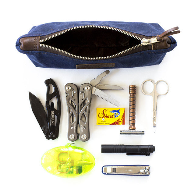 7 Golden Tips by Well-Traveled Gentlemen: How to Organize Your Dopp Bag Like a Pro