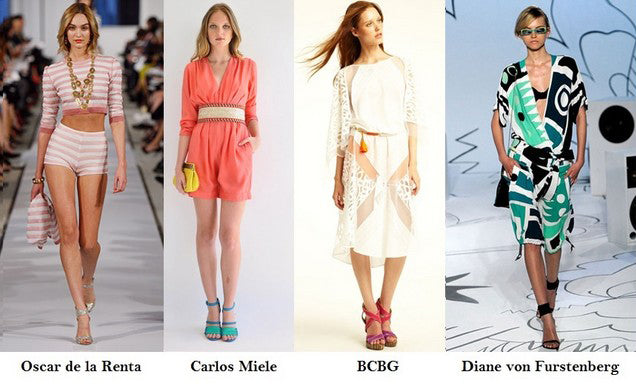 The Surf Style Summer Trend 2012 You All Can Be California Girls Sivani Designs