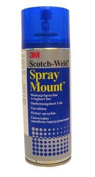 Spraylim Scotch SprayMount 400ml