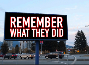 Remember What They Did